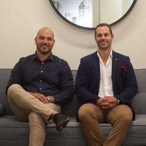 Joshua Boctorani & Nathan Lewes